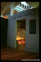 WA Museum Land & People Exhibition
